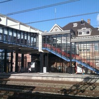 Photo taken at Station Woerden by Henk v. on 9/29/2012
