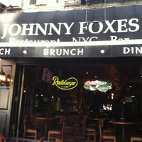 Photo taken at Johnny Foxes by bes c. on 9/25/2012