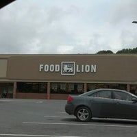 Photo taken at Food Lion Grocery Store by Scion on 6/3/2013