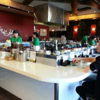 Photo taken at Sushi Train by FOOD STRATEGY C. on 6/17/2013