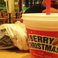 Photo taken at Smoothie King by Yunhee K. on 12/14/2012