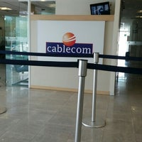 Photo taken at Cablecom by Norby R. on 5/30/2016