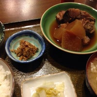 Photo taken at ゆたか by maggini on 11/15/2013