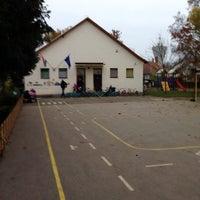 Photo taken at Gézengúz Óvoda by Holló D. on 11/22/2012
