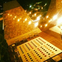 Photo taken at Rooftop at the Hollywood Tower by Coyote S. on 11/25/2013