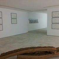 Photo taken at Galeria Fernando Santos by Miguel S. on 1/16/2014
