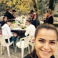 Photo taken at vadi piknik yeri by Behiye Y. on 11/2/2014