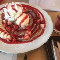 Photo taken at Pancake Café by Betty on 11/12/2016