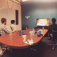 Photo taken at Unbounce HQ by Topp B. on 2/28/2015