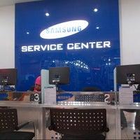 Photo taken at Samsung Service Center by aina_dekna m. on 12/18/2012
