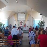 "Photo taken at церковь ""Вифания"" пгт.Афипский by Владимир Д. on 8/31/2014"