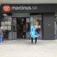 Photo taken at Martinus by Evita U. on 5/25/2013