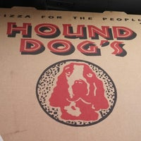 Photo taken at Hounddog's Three Degree Pizza by Mike B. on 6/1/2013