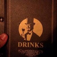 Photo taken at Old Nick Pub by Daniel B. on 2/23/2013