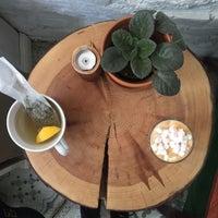 9/10/2017 tarihinde Alexandra C.ziyaretçi tarafından Розетка и кофе'de çekilen fotoğraf