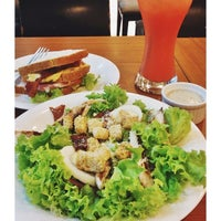 Photo taken at CafeFrance by Jed P. on 11/26/2013