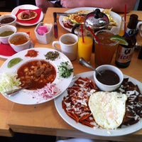 Photo taken at Lotería Grill by Lia N. on 4/27/2013