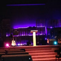 Photo taken at Heartland Vineyard Church by Dan D. on 8/3/2014