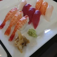 Photo taken at Sushiya by Jessica L. on 12/1/2013