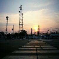 Photo taken at Rojana Industrial Park, Ayutthaya by Thanawat Y. on 2/3/2017