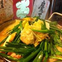 Photo taken at Nagiya by uruma t. on 12/10/2012