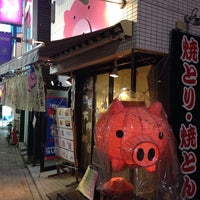 Photo taken at 浅草居酒屋 たけ。 by uruma t. on 11/12/2013
