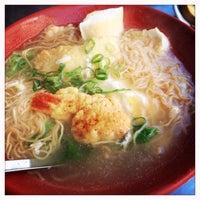 Photo taken at Noodles by Tu I. on 1/25/2014