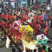 Photo taken at ร้านขายยาสันติเภสัช by Pisan J. on 2/13/2014