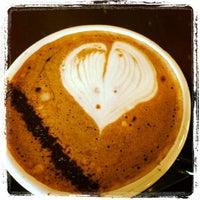 Photo taken at Sur Bourke Espresso Bar by Kim R. on 2/13/2014