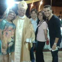 Photo taken at Catedral São João Batista by Jadson M. on 2/9/2014