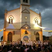 Photo taken at Catedral São João Batista by Jadson M. on 2/8/2014