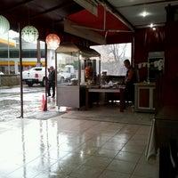 Photo taken at Tosmur Guzeller Kahvalti Salonu by Behcet Ç. on 1/26/2014