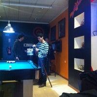 Photo taken at Flexas Bar by Sara A. on 12/26/2013