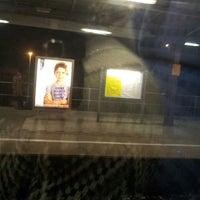 Das Foto wurde bei Bahnhof Jena West von Elijah K. am 12/2/2013 aufgenommen