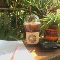 Photo taken at Bualuang Studio Cafe by ARNON C. on 1/1/2016
