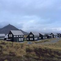 Photo taken at HI Iceland Korpudalur hostel by Nori S. on 9/22/2015