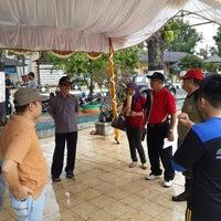 Photo taken at Lapangan Dwi Warna by Husairi T. on 11/30/2014