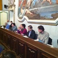 Photo taken at Municipio di Pavia by Antonio Maria R. on 11/29/2012