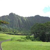 Photo taken at Ko'olau Golf Club by Ellen H. on 7/3/2015