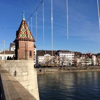 Photo taken at Basel by Nicole M. on 12/7/2013