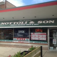 Photo taken at The Original Nottoli & Son by Michael Walsh A. on 5/15/2014