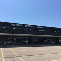 Photo taken at Wittman Regional Airport (OSH) by Michael Walsh A. on 7/28/2017