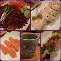 Photo taken at Teru Sushi by Ari B. on 12/11/2012