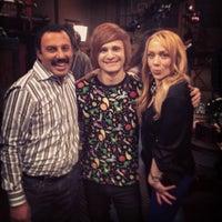 Photo taken at Warner Bros Stage 4 by Ari B. on 1/21/2013