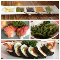 Photo taken at Octopus Japanese Restaurant by Ari B. on 9/22/2012