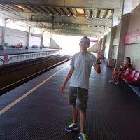 Photo taken at Estação Engenho Velho (CBTU/Metrorec) by Thiago Neves F. on 3/5/2014