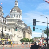 Photo taken at Kingston by Michael B. on 7/31/2016