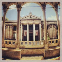 Photo taken at İstanbul Archaeological Museums by CONDE on 7/20/2013
