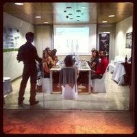 Foto tomada en OMAU (Observatorio de Medio Ambiente Urbano de Málaga) por CONDE el 5/11/2013