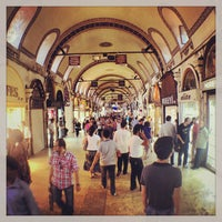 Photo taken at Grand Bazaar by CONDE on 7/18/2013